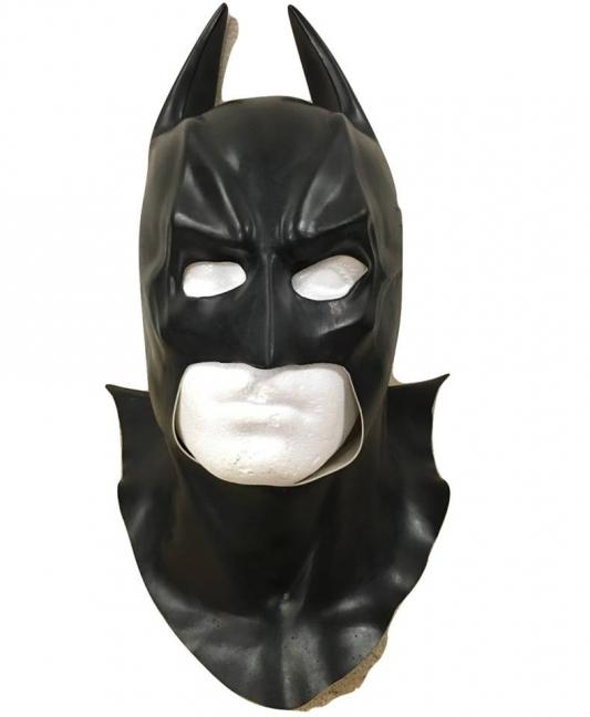 Batman - Dark Knight Movie Cosplay Style Latex Mask